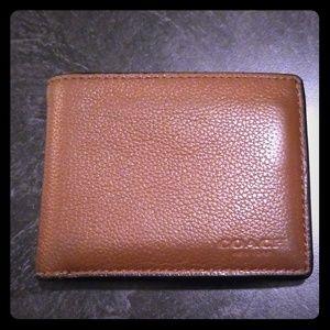Coach Mens Wallet